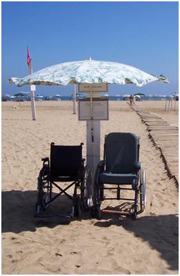 location temporaire pour handicapé